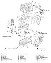 basics > engine > ka24de nissan 240sx performance tuning ka24de engine · ka24de cylinder head · ka24de block
