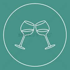 1514658 wine glass cheers wine glasses icon