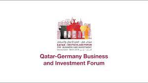 Forum Design Qatar Qatar Germany Business And Investment Forum English