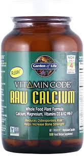 luxury garden of life raw calcium garden garden of life raw calcium 120