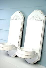 sconces shabby chic wall sconce sconces on the speckled dog drab to fab home and