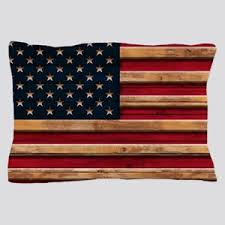 Rustic American Flag Office Supplies Gifts Cafepress