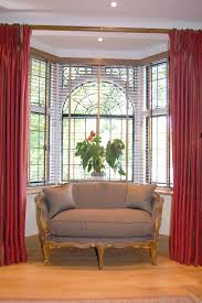 architecture designs bay window curtains ideas small curtain rods kitchen sumptuous double rod brackets in onbay
