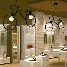 <b>Retro</b> Pendant Lights Living Dining Room iron Lamparas De Techo ...