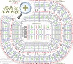 Oracle Arena Seating Chart Concert 60 Surprising Rosemont Arena Seating Chart