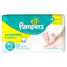 Pampers Us Size Chart Pampers Delivers Its Smallest Diaper Ever For The Tiniest