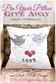 Elliott Heath Designs Common Ground Adding Some Valentines Day Fun And A Give Away