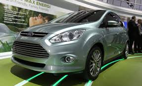 2013 Ford C-Max Hybrid and Energi: Ford C-Max News – Car and ...