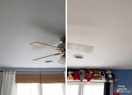 textured vs smooth ceiling