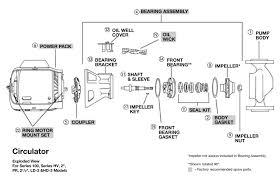 bell gossett series flgd cast iron booster pump bell gossett general pump system installation bell gossett series 100 pr 2 1 2