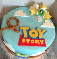 Disney Themed Cakes Buzz Lightyear And Themed Cakes