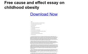 top tips for writing an essay in a hurry causes of obesity essay childhood obesity essay essaysforstudent com
