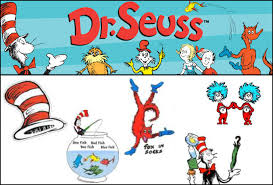 Seuss holds the unique honor of being the very first person in recorded history to call someone a nerd. he slipped the word into his book if i ran the zoo, in which a character promises to bring a. Read Across America Dr Seuss Week Kids Care Crafts