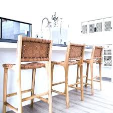 woven wicker kitchen stools australia sink drain leather weave bar stool weaved brown basket wonderful max