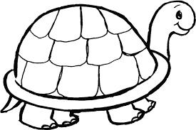 Tartaruga Da Colorare Per Bambini Az Colorare