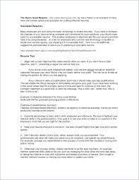 How To Write A Resume Cover Letter Publicassets Us