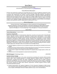 Human Resource Manager Resume Luxury Beautiful Human Resource ...