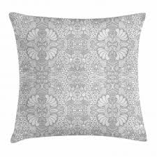Flower Designs For Pillow Cases Details About Flowers In Bloom Throw Pillow Cases Cushion Covers Home Decor 8 Sizes