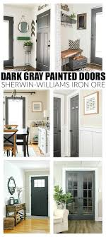 modern painted interior doors. Incredible Good View Interior Door Paint Colors Blessed Pics For Black Grey Walls Inspiration And Modern Painted Doors I