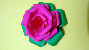 Room Decorating With Paper Flower Diy Crafts Home Decor Flower Crafts Home Decor Learn Make