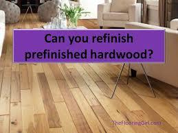 how to refinish bruce engineered hardwood floors