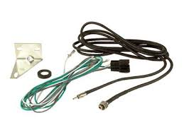 79 82 power antenna cable and wire harness kit corvette central 1960 Corvette Wiring Harness at 78 Corvette Wiring Harness