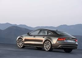 2012 Audi A7 Priced: $59,250 For 310-HP Supercharged V-6