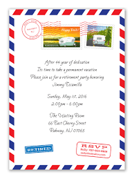 post office retirement party invitation sharon o harren my best friend asked me to create an invitation for her mother s retirement party