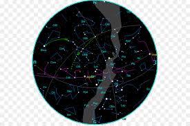 Southern Sky Star Chart Autumn Sky