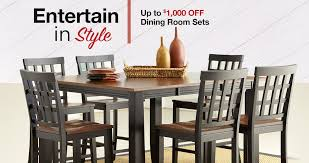entertain in style up to 1 000 off dining room sets
