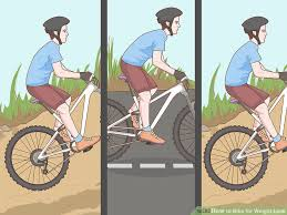 image led bike for weight loss step 6