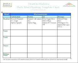 Tracking Blood Sugar Levels What Daily Blood Sugar Chart Level Meal Planning Glucose Tracking