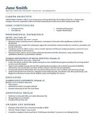 20 Objectives For Job Resumes Absolute – Yierdaddc.info