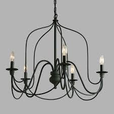 rustic chandelier wiring kit
