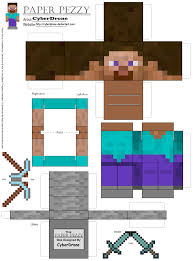 Minecraft Pictures To Print Paper Crafts For Minecraft Print Minecraft For The Real World With