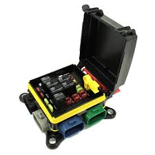 12v automotive power distribution modules and blocks waytek wire modular fuse box Modular Fuse Box #24