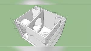 6th Order Bandpass Box Design Box Plan Single 18 Hybrid 6th Order Bandbass