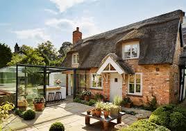 Kitchen Addition Quaint English Cottage Gets A Modern Kitchen Addition Freshome