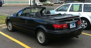 1997 Chevrolet Cavalier convertible (j) – pictures, information ...