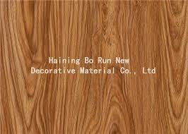 pvc decorative foil wood grain vinyl wrap for pvc ceiling planks no bubbles