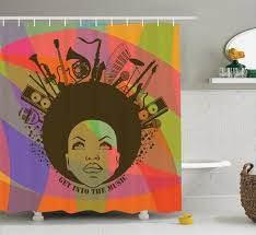 medium size of african shower curtains whole nylon shower curtain black owned shower curtains natural hair