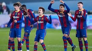 Барселона без Месси с трудом вышла в финал Суперкубка Испании: видео -  футбол новости - Спорт 24