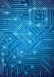 Motherboard Design Circuit Board Design Vector Image 1648205 Stockunlimited