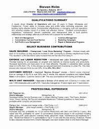 Store Manager Resume Store Manager Resume Examples Elegant Retail Cv Template Sales 57