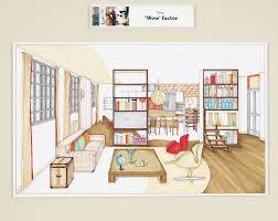 interior design drawings. Interior Design For Beginners Nice Designers Drawings Drawing