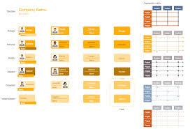 Organizational Chart Designs Business Structure
