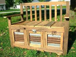 diy deck bench seating extra large deck box outdoor storage bench seat plans outdoor storage box