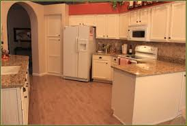 Small Picture kitchen cabinets with white appliances Nrtradiantcom