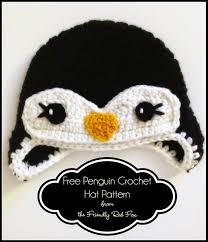 Penguin Crochet Pattern Amazing Decoration