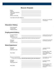 Resume Template Modern Gray Make Your Pop With This Sleek Regard